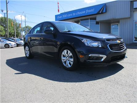 2015 Chevrolet Cruze 1LT (Stk: 191303) in Kingston - Image 1 of 13