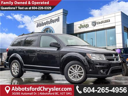 2014 Dodge Journey SXT (Stk: AB0836AB) in Abbotsford - Image 1 of 27