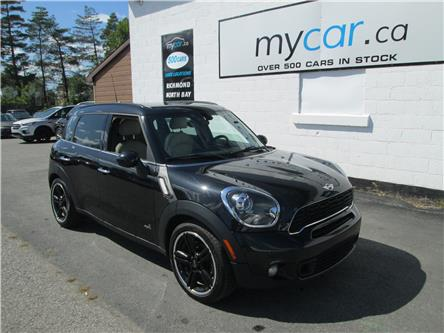 2013 MINI Countryman Cooper S (Stk: 191340) in North Bay - Image 1 of 21