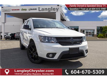 2017 Dodge Journey SXT (Stk: EE910450) in Surrey - Image 1 of 23