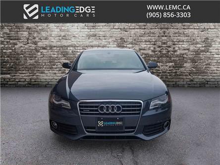 2011 Audi A4 2.0T Premium Plus (Stk: 16020) in Woodbridge - Image 2 of 16