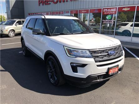 2018 Ford Explorer XLT (Stk: -) in Newmarket - Image 1 of 27