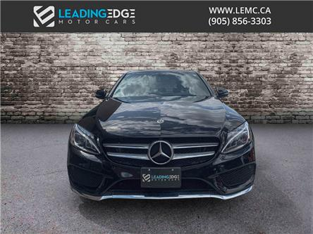 2018 Mercedes-Benz C-Class Base (Stk: ) in Woodbridge - Image 2 of 16