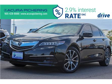2017 Acura TLX Base (Stk: AP4959) in Pickering - Image 1 of 33
