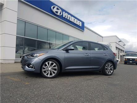 2020 Hyundai Accent Ultimate (Stk: HA1-4450) in Chilliwack - Image 1 of 12