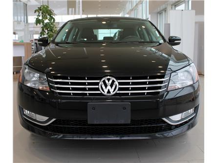 2014 Volkswagen Passat 2.0 TDI Comfortline (Stk: V7304) in Saskatoon - Image 2 of 20