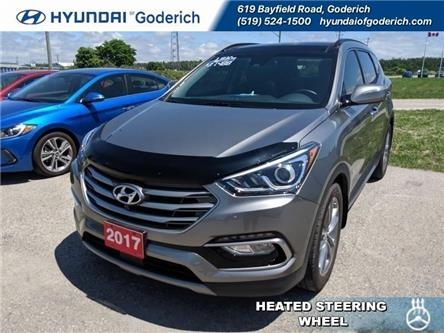2017 Hyundai Santa Fe Sport 2.0T Ultimate (Stk: 90164A) in Goderich - Image 1 of 13