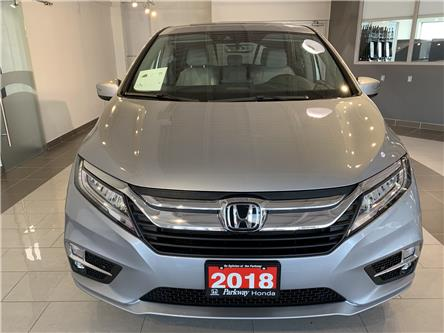 2018 Honda Odyssey Touring (Stk: 16380A) in North York - Image 2 of 29