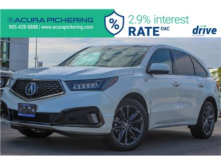 2019 Acura MDX A-Spec (Stk: AT143) in Pickering - Image 1 of 35