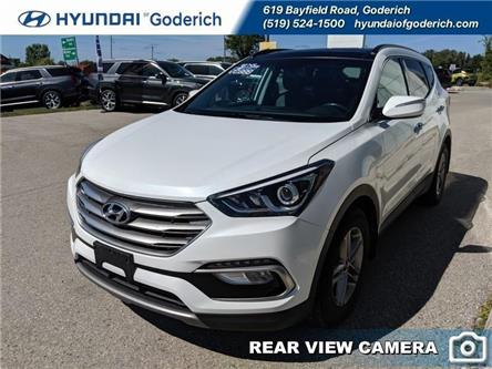 2017 Hyundai Santa Fe Sport Luxury (Stk: 90056A) in Goderich - Image 1 of 15