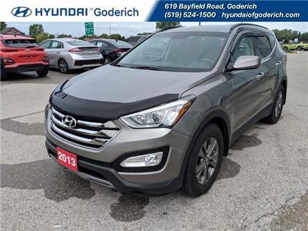 2013 Hyundai Santa Fe  (Stk: 90247A) in Goderich - Image 1 of 12