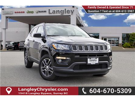 2017 Jeep Compass North (Stk: K774474A) in Surrey - Image 1 of 25