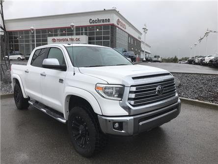2019 Toyota Tundra 1794 Edition Package (Stk: 190185) in Cochrane - Image 1 of 30