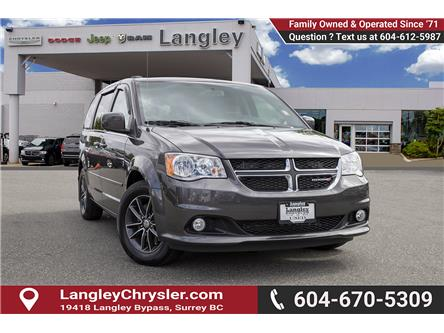 2017 Dodge Grand Caravan CVP/SXT (Stk: K527811A) in Surrey - Image 1 of 21