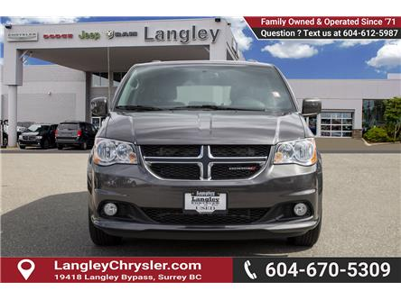 2017 Dodge Grand Caravan CVP/SXT (Stk: K527811A) in Surrey - Image 2 of 21