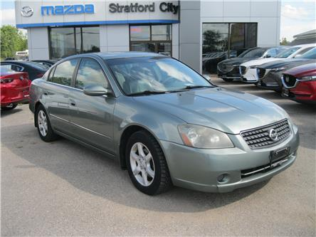2005 Nissan Altima 2.5 SL (Stk: 19130A) in Stratford - Image 1 of 8