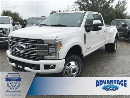 2019 Ford F-350 Platinum (Stk: K-1715) in Calgary - Image 1 of 7