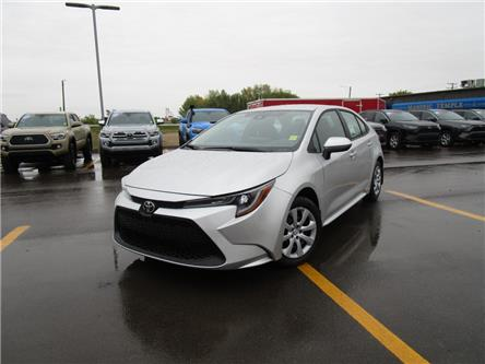 2020 Toyota Corolla LE (Stk: 208028) in Moose Jaw - Image 1 of 30