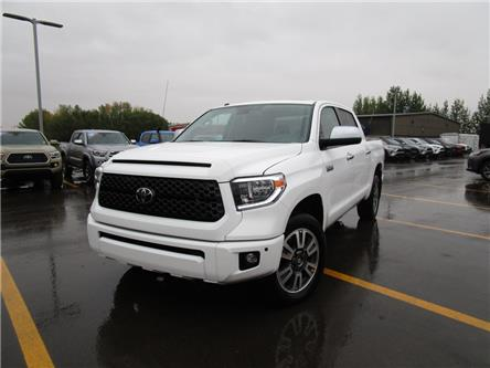 2019 Toyota Tundra Platinum 5.7L V8 (Stk: 199169) in Moose Jaw - Image 1 of 36