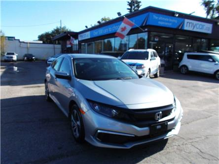 2019 Honda Civic LX (Stk: 191374) in North Bay - Image 1 of 13