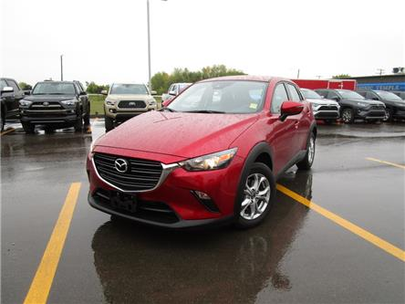 2019 Mazda CX-3 GS (Stk: 7891) in Moose Jaw - Image 1 of 31