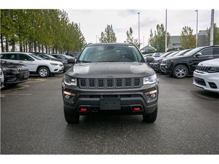 2019 Jeep Compass Trailhawk (Stk: K825676) in Abbotsford - Image 2 of 24