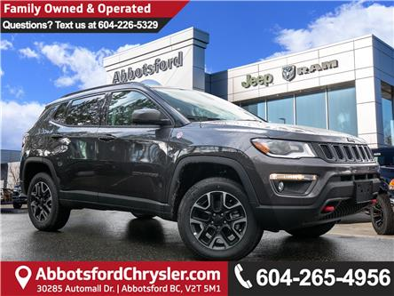2019 Jeep Compass Trailhawk (Stk: K825723) in Abbotsford - Image 1 of 25