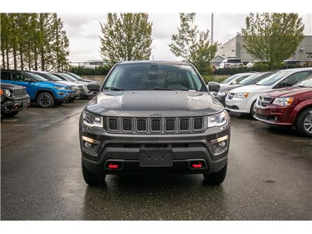 2019 Jeep Compass Trailhawk (Stk: K825723) in Abbotsford - Image 2 of 25