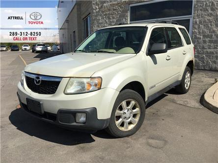 2008 Mazda Tribute GX AWD FOG LAMPS, ROOF RAILS, ALLOY WHEELS, ABS, K (Stk: 45367A) in Brampton - Image 1 of 13