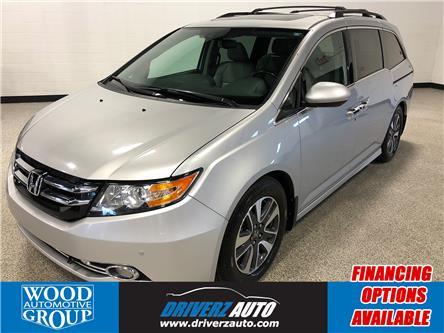 2014 Honda Odyssey Touring (Stk: P12159) in Calgary - Image 1 of 22
