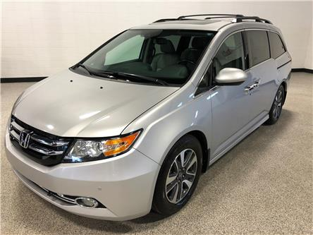 2014 Honda Odyssey Touring (Stk: P12159) in Calgary - Image 2 of 22
