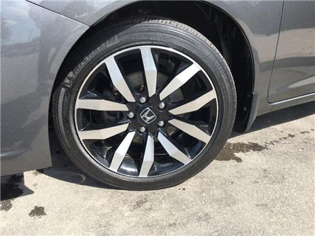 2013 Honda Civic Sedan TOURING LEATHER, SUNROOF, NAVI, ALLOY WHEELS, FOG  (Stk: 44638A) in Brampton - Image 2 of 27