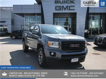 2019 GMC Canyon All Terrain w/Leather (Stk: 9CN59740) in North Vancouver - Image 1 of 13