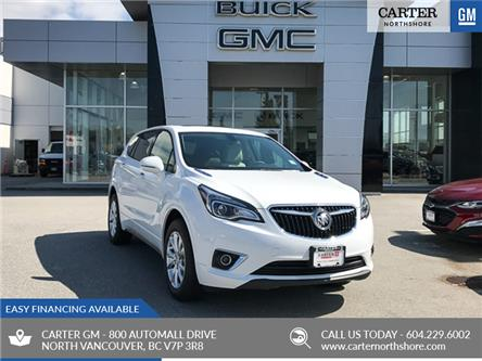 2020 Buick Envision Preferred (Stk: K64490) in North Vancouver - Image 1 of 13