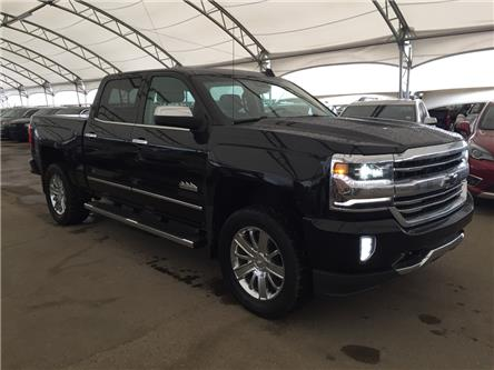 2017 Chevrolet Silverado 1500 High Country (Stk: 178255) in AIRDRIE - Image 1 of 35