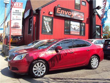 2013 Buick Verano Base (Stk: ) in Ottawa - Image 1 of 24