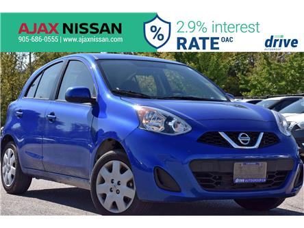 2019 Nissan Micra SV (Stk: U530A) in Ajax - Image 1 of 26