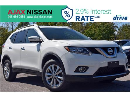 2016 Nissan Rogue SV (Stk: P4240) in Ajax - Image 1 of 33