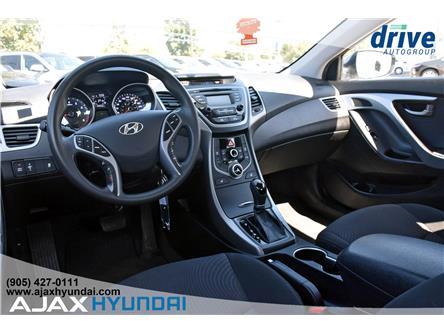 2016 Hyundai Elantra GL (Stk: 20209A) in Ajax - Image 2 of 25