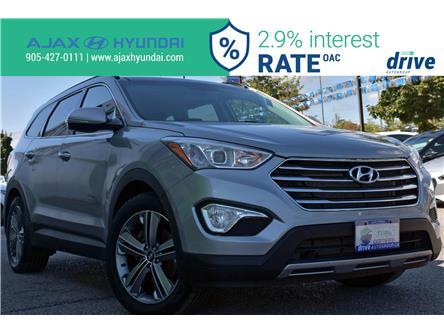 2015 Hyundai Santa Fe XL Limited (Stk: P4782) in Ajax - Image 1 of 38