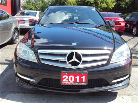 2011 Mercedes-Benz C-Class Base (Stk: ) in Ottawa - Image 2 of 28