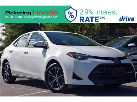 2019 Toyota Corolla SE (Stk: PR1147) in Pickering - Image 1 of 32