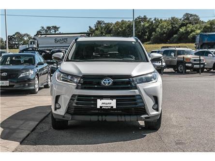 2018 Toyota Highlander XLE AWD (Stk: H19538A) in Orangeville - Image 2 of 22