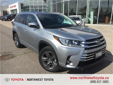 2019 Toyota Highlander LIMITED AWD (Stk: 986399I) in Brampton - Image 1 of 12