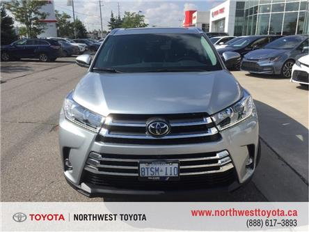 2019 Toyota Highlander LIMITED AWD (Stk: 986399I) in Brampton - Image 2 of 12