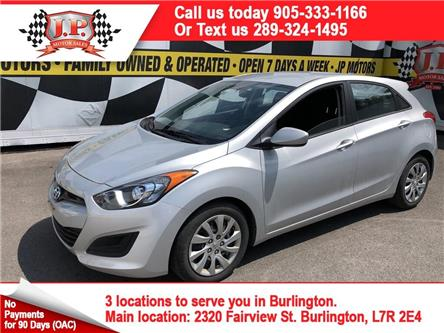 2014 Hyundai Elantra GT GL (Stk: 47758) in Burlington - Image 1 of 11