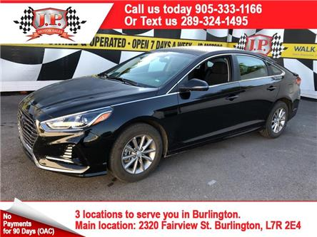 2019 Hyundai Sonata ESSENTIAL (Stk: 47874r) in Burlington - Image 1 of 16