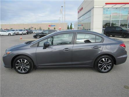 2014 Honda Civic EX | ECO MODE | BACK UP CAM (Stk: 032544P) in Brampton - Image 2 of 28