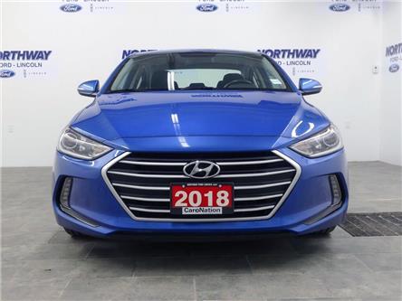 2018 Hyundai Elantra GL | KEYLESS | HTD SEATS+WHEEL | BACK UP CAM | (Stk: DR391) in Brantford - Image 2 of 37