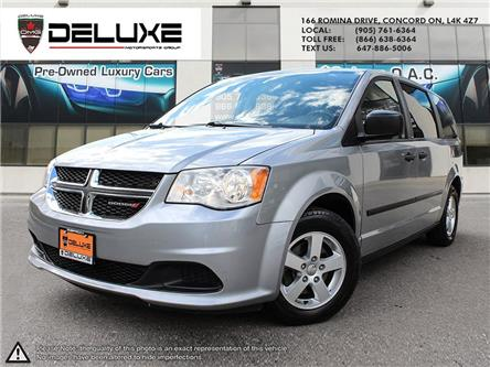 2013 Dodge Grand Caravan SE/SXT (Stk: D0637) in Concord - Image 1 of 12